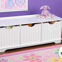 KidKraft Nantucket Storage Bench - 14564