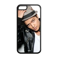 Bruno Mars Personalized Back Protective Case for iPhone 5C