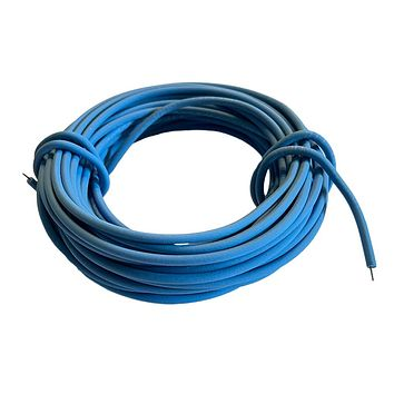 Blue Soft Anti-Microbial Canna Ties 20-Foot Coil