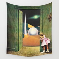 Prophetic Vision Wall Tapestry by Eugenia Loli | Society6