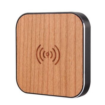 Wooden Wireless Charger QI