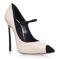 Casadei Blade Patent Mary-Jane Shoes | Harrods