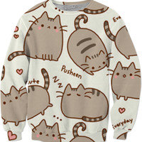 Meow Sweater( Pusheen! )