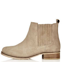 AUGUST Classic Chelsea Boots