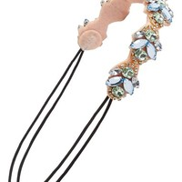 The Accessory Collective Crystal Head Wrap