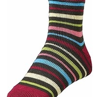 Womens Cozy Cabin Socks Heather Multicolor