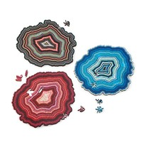 Geode Puzzle | Creative Games; Geek Gifts