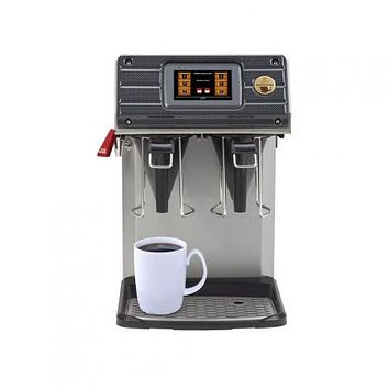 Curtis Gold Cup G4 Single Cup Coffee Brewer, Twin