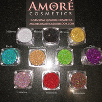 Amoré Cosmetics Loose Glitter Pigments 5G