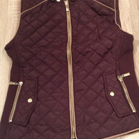 Piper Vest | Brown