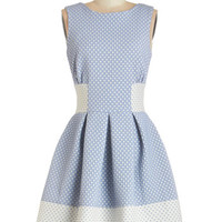 Studying Fine Hearts Dress | Mod Retro Vintage Dresses | ModCloth.com