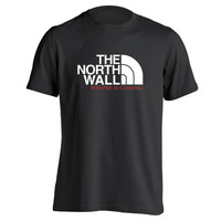 Winter Is Coming Game Of Thrones Wall  Men's T-Shirt DT0300