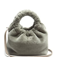 Circle-handle mink bag | The Row | MATCHESFASHION.COM US