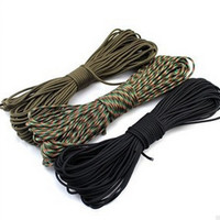 50ft Paracord 550 Parachute Cord Lanyard Rope Mil Spec Type III 7 Strand Survival Equipment