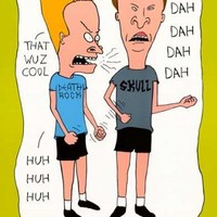 Beavis And Butthead Mtv 23X35 Poster