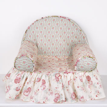 Cotton Tale Tea Party Baby's First Chair - Default Title