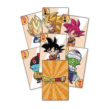 Dragon Ball Super™ SD Group Playing Cards