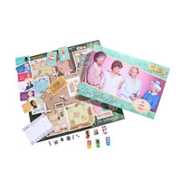 The Golden Girls Edition Clue Board Game