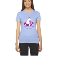 Whatever floats your goat - Women's Tee
