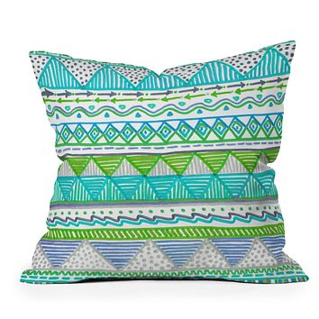Lisa Argyropoulos Ocean T 1 Throw Pillow