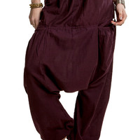 SALE!!! - ASSORTED COLOURS - Drop crotch pants, unisex harem pants, yoga trousers, harem pants men, harem pants, aladdin pants, CVTRETml