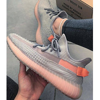 Adidas Yeezy Boost 350 V2 New fashion couple sneaker shoes