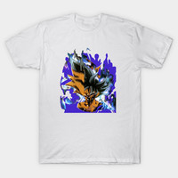 Ultra Instinct Agent Tiger Claw - Goku Print - UPDATE by ay_alet