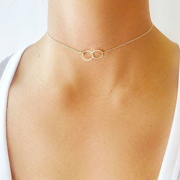 Eternity Choker Necklace