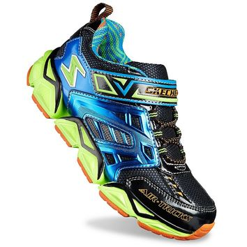 Skechers Air-Mazing Receptor Boys' Athletic Shoes
