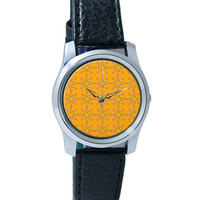 The Illusions Of Dreams (Beige) Wrist Watch