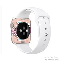 The Colorful Vector Big-Eyed Fish Full-Body Skin Kit for the Apple Watch
