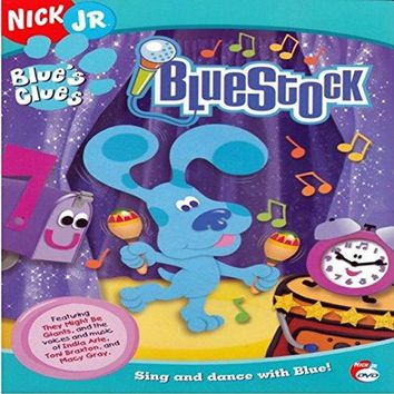 BLUE'S CLUES - BLUESTOCK