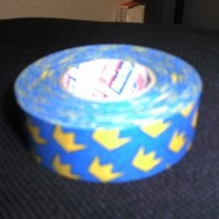 Jaybird and Mais 299 Hockey Tape: 1 in. x 60 ft. (Sweden)