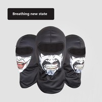 Windproof scary cycling face mask snowboard mask scarf sport running bicycle bike motorcycle headwear bandana biking bandanas