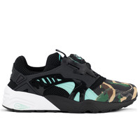 Puma x Atmos Disc Blaze Night Jungle Black