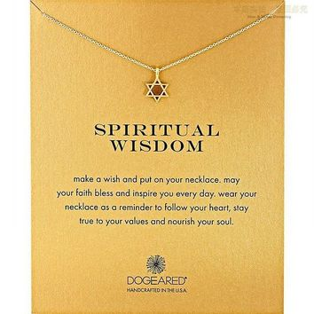 Jewelry Shiny Gift New Arrival Stylish Alloy Lock Necklace   With Card [6345012417]