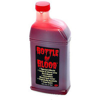 Bottle of Blood - Pint - Spirithalloween.com
