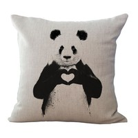 Panda Pillow Case, and others