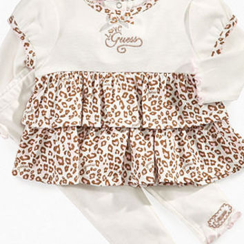Guess Baby Set, Baby Girls Tunic and Leggings - Kids Shop All Baby - Macy's