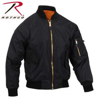 Lightweight MA-1 Flight Jacket