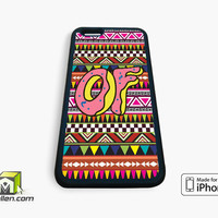 Odd Future Aztec Pattern iPhone Case 4, 4s, 5, 5s, 5c, 6 and 6 plus by Avallen
