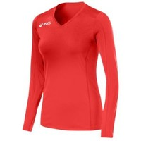 ASICS® Roll Shot Long Sleeve Jersey - Women's