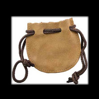 """Leather Pouch 3"""" x 3"""""""