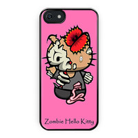Zombie Hello Kitty Poster Design iPhone 5/5S Case