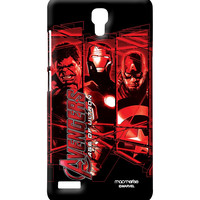 Avengers - Age Of Ultron - Case For Xiaomi Redmi Note/4G