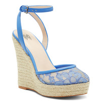 The Lacie Wedge Sandal