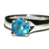 Cassiopeia Ring, Engagement Ring, Promise, Wedding, Proposal Ring, Solitaire