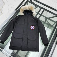 Canada Goose Down  jacket men' / women's foreign trade Canada goose down jacket