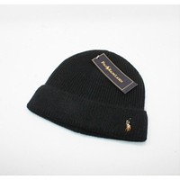 Ralph Lauren Fashion Knitted Hat 1044# 6 Colors