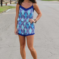 Costa Rica Breeze Romper